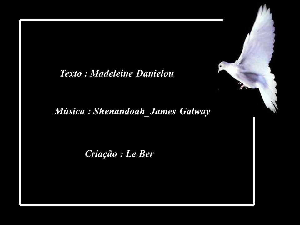 Texto : Madeleine Danielou Música : Shenandoah_James Galway