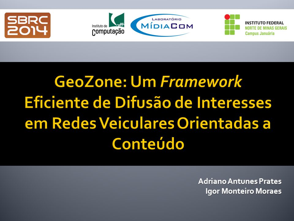 Adriano Antunes Prates Igor Monteiro Moraes