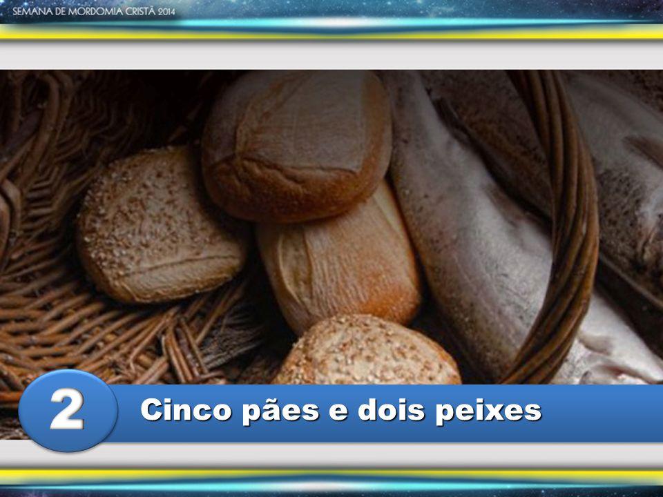 2 Cinco pães e dois peixes
