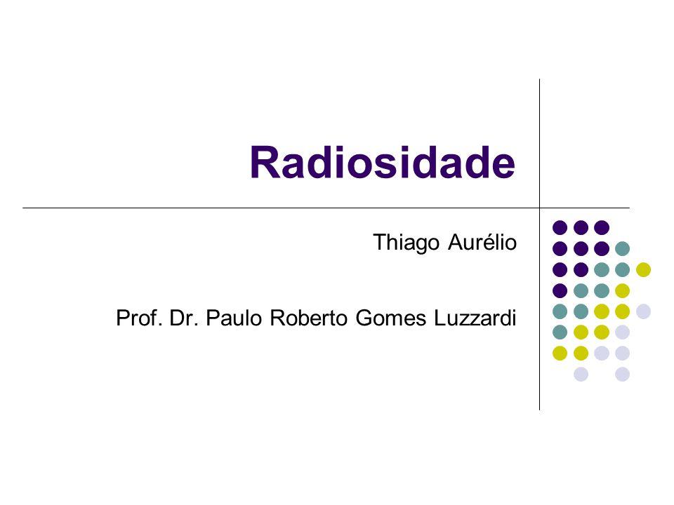 Thiago Aurélio Prof. Dr. Paulo Roberto Gomes Luzzardi