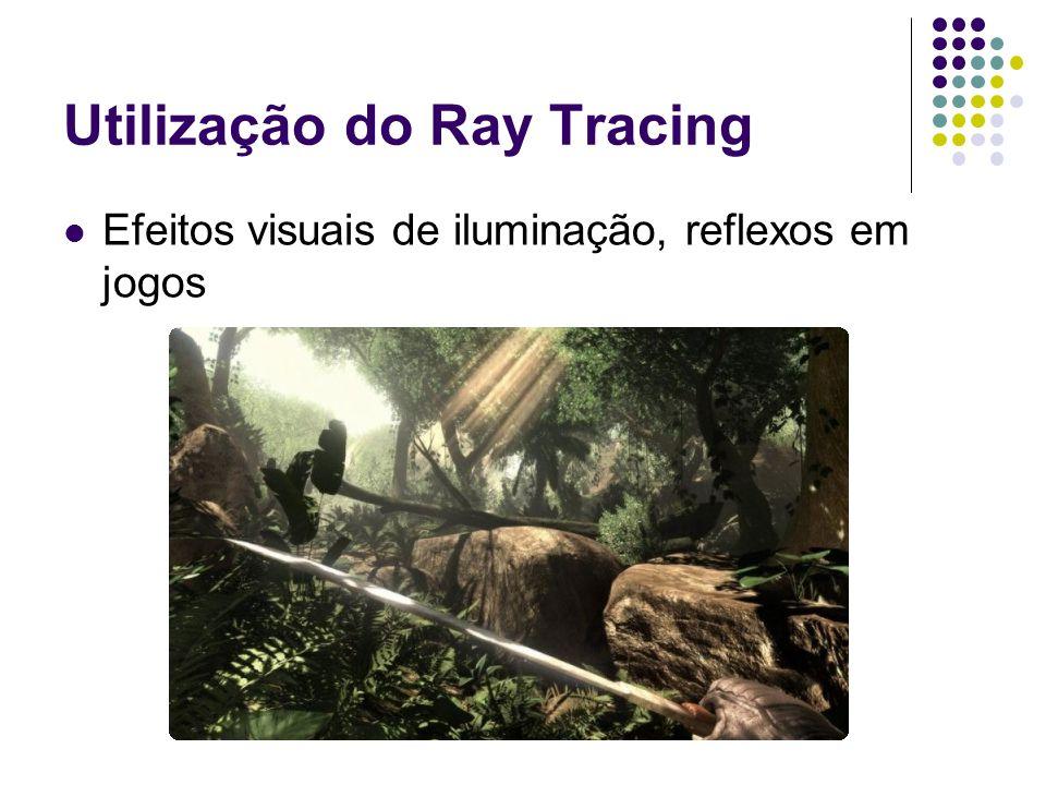 Utilização do Ray Tracing