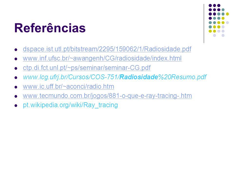 Referências dspace.ist.utl.pt/bitstream/2295/159062/1/Radiosidade.pdf