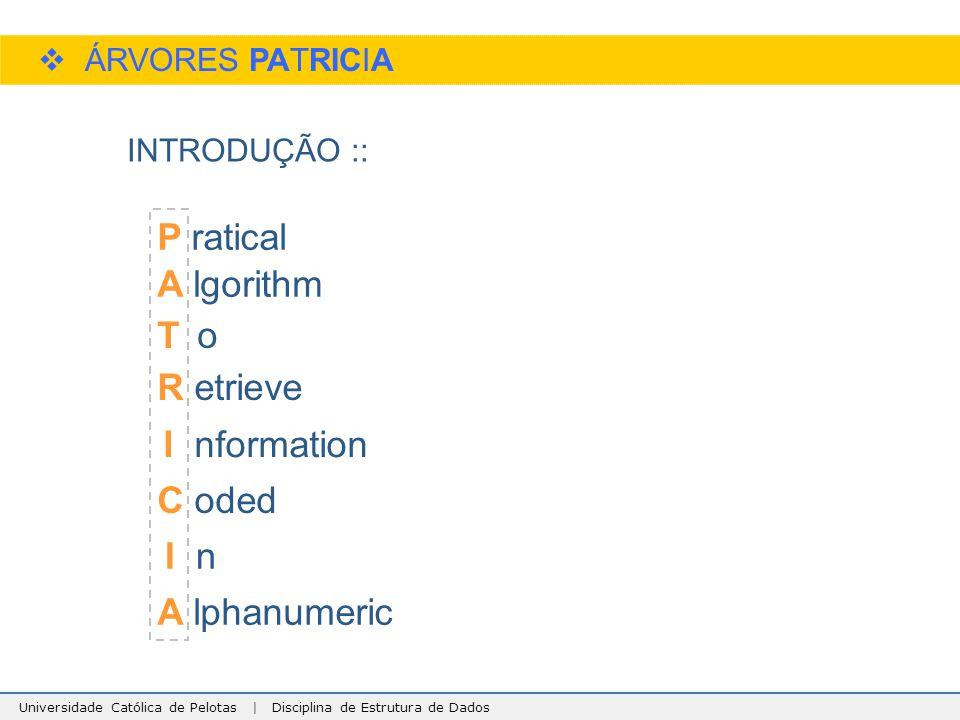P ratical A lgorithm T o R etrieve I nformation C oded I n