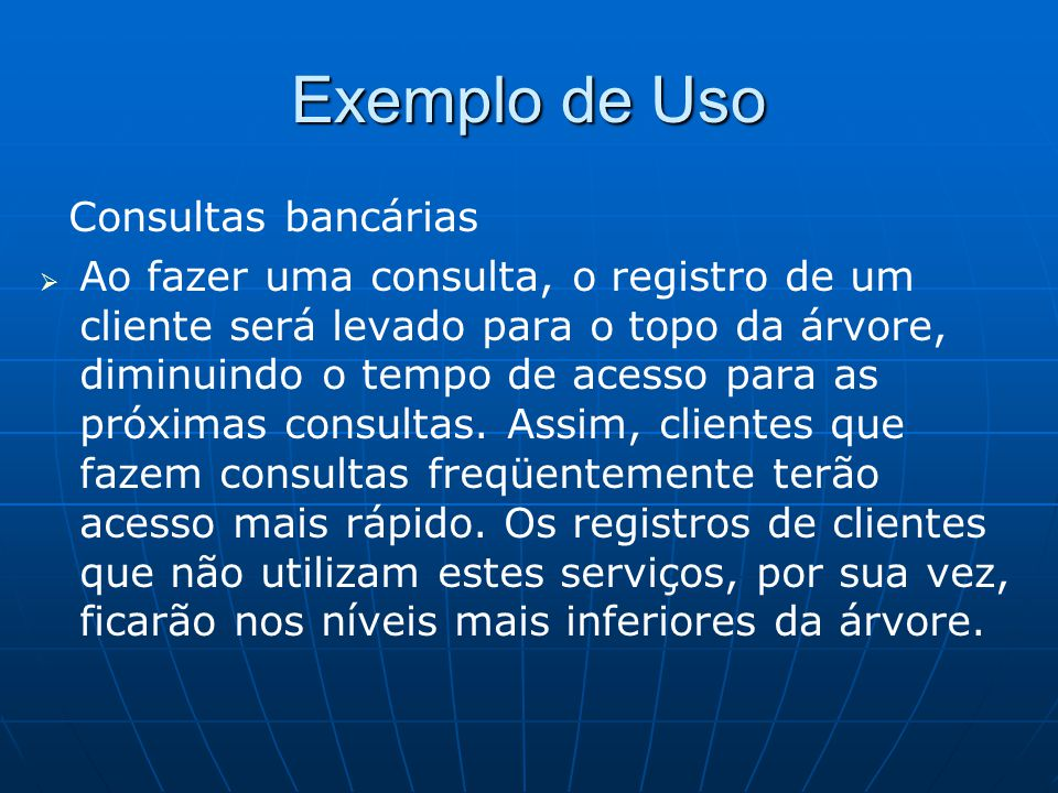 Exemplo de Uso Consultas bancárias