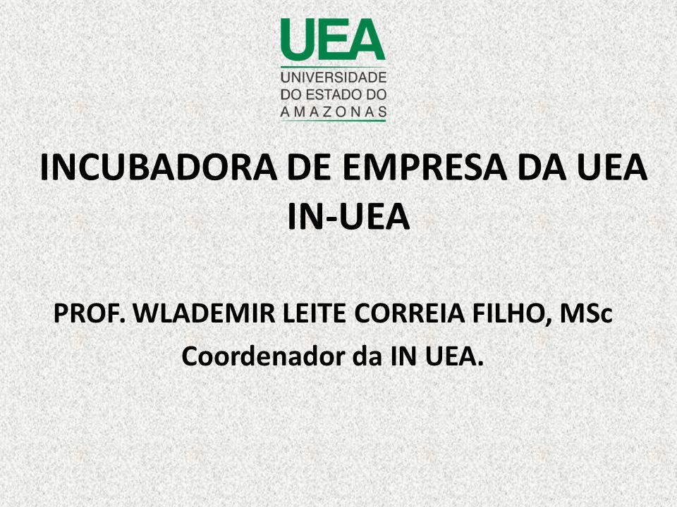 INCUBADORA DE EMPRESA DA UEA IN-UEA