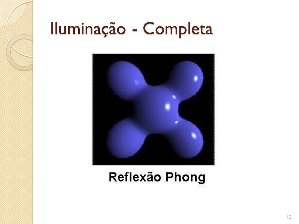 Iluminação - Completa