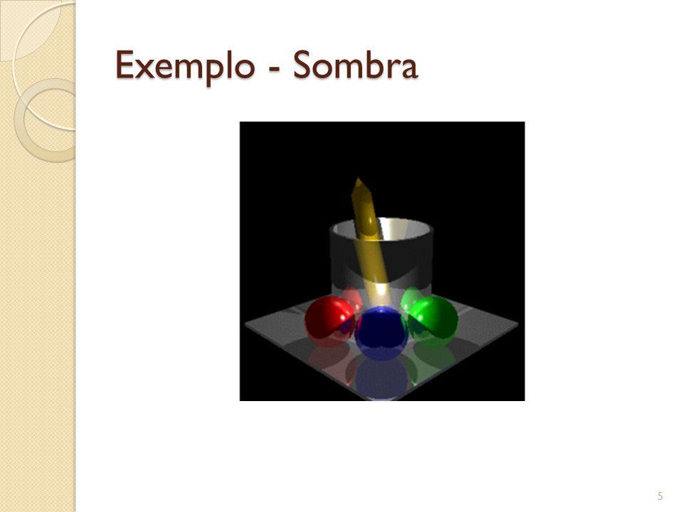 Exemplo - Sombra