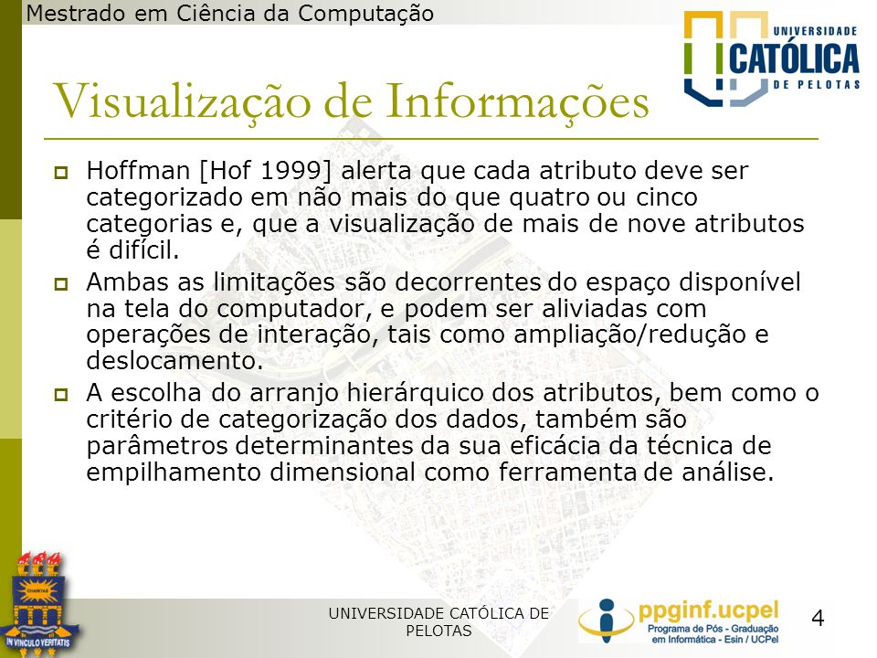 Visualização de Informações