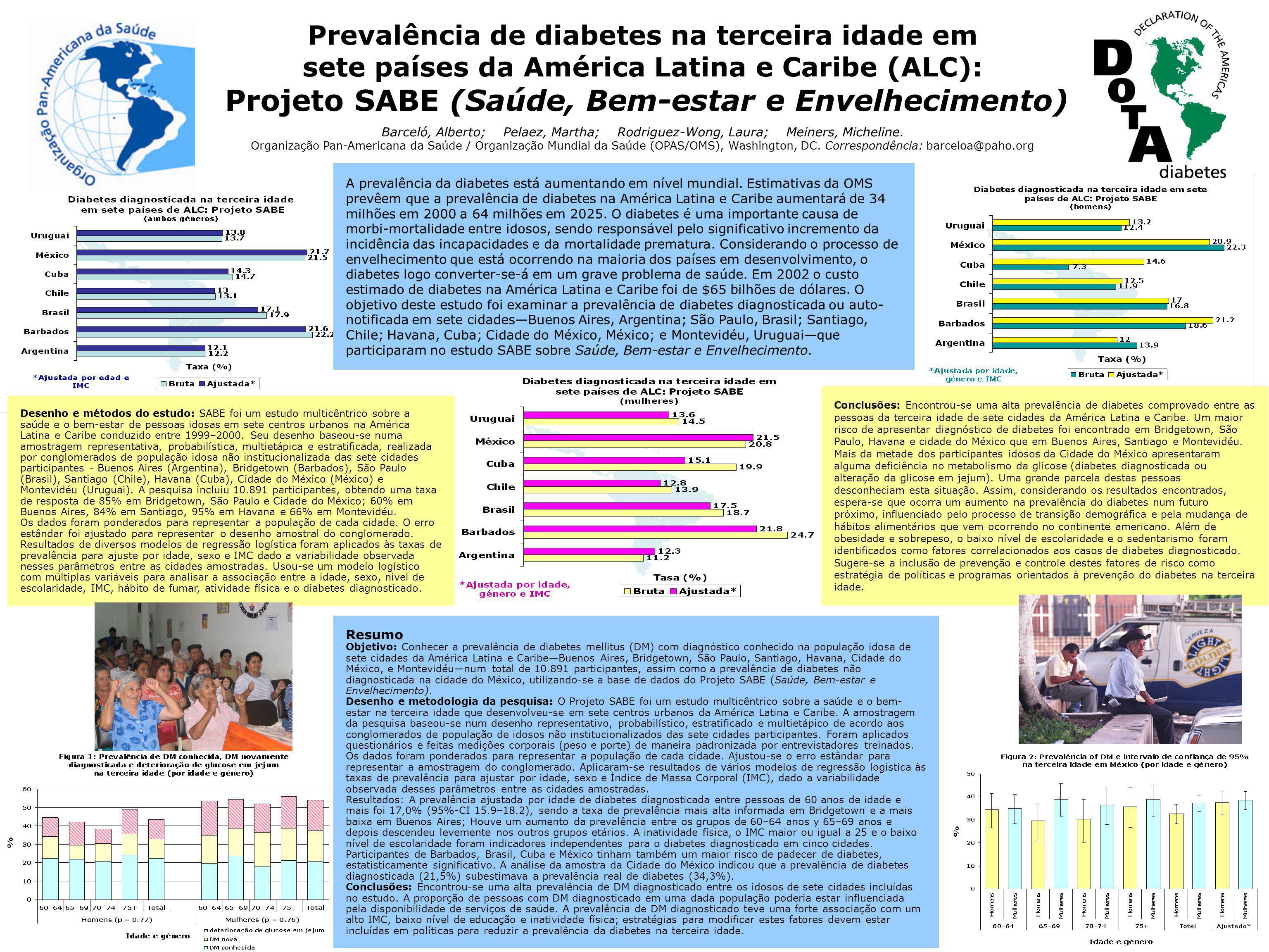 Projeto SABE (Saúde, Bem-estar e Envelhecimento)