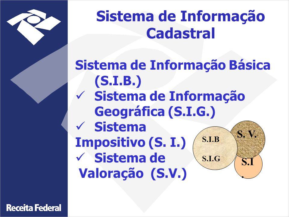 Sistema de Informação Cadastral