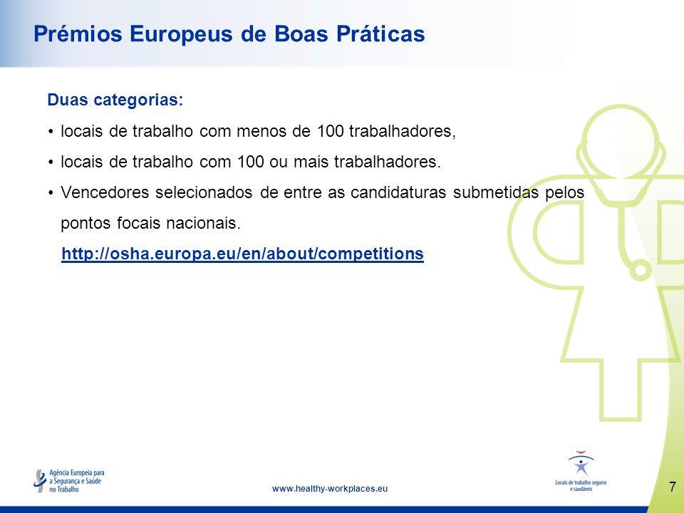 Prémios Europeus de Boas Práticas