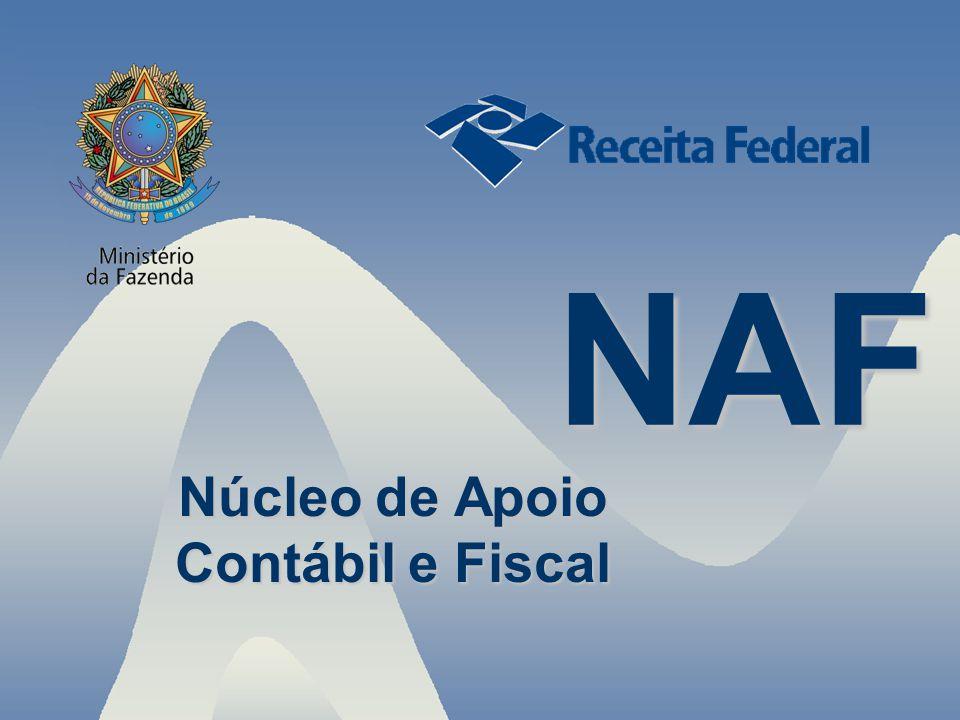 Núcleo de Apoio Contábil e Fiscal