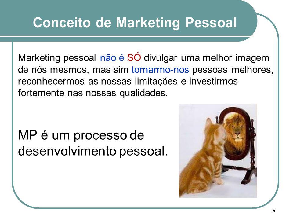 Conceito de Marketing Pessoal