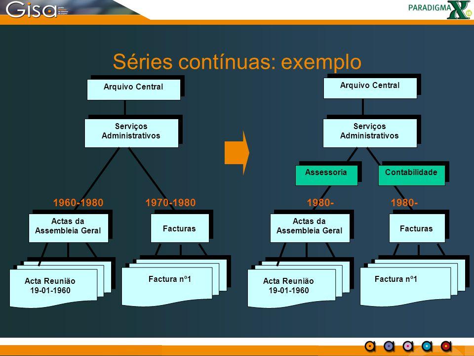Séries contínuas: exemplo