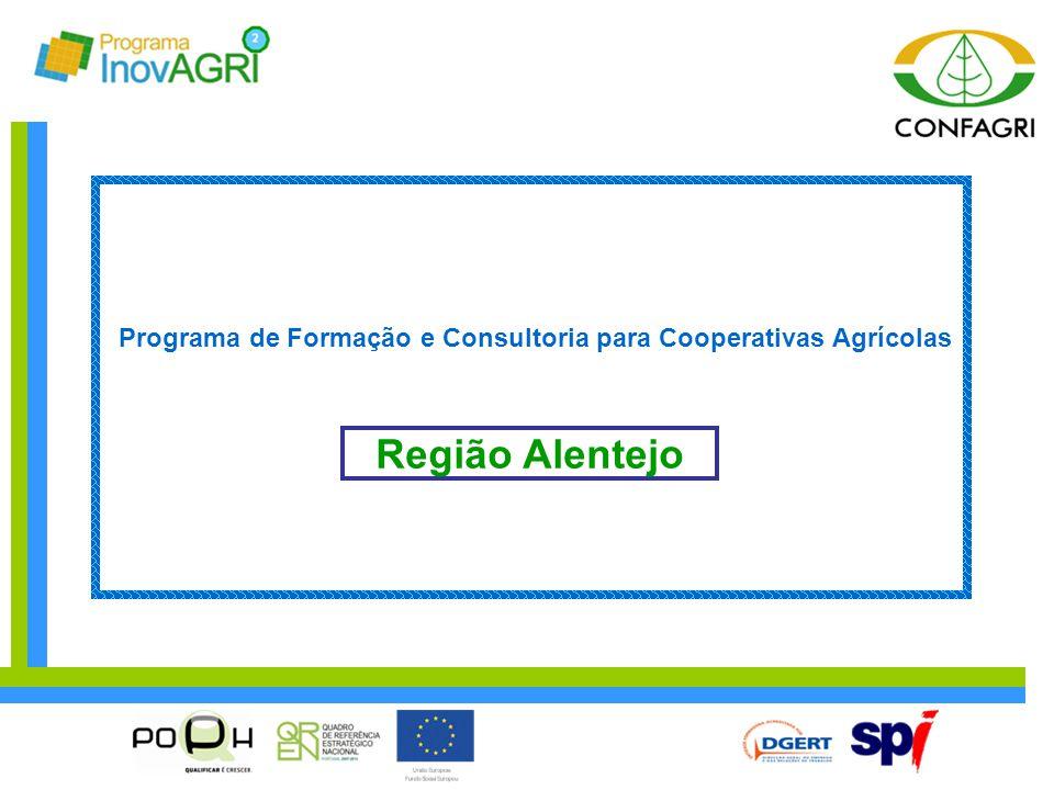 Programa de Formação e Consultoria para Cooperativas Agrícolas