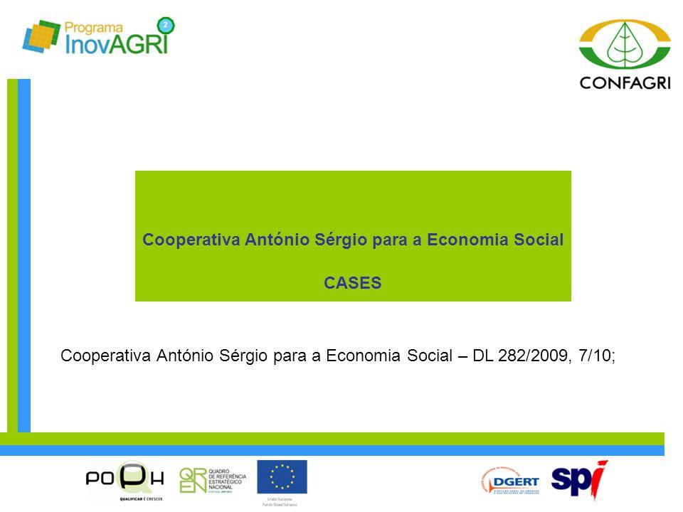 Cooperativa António Sérgio para a Economia Social