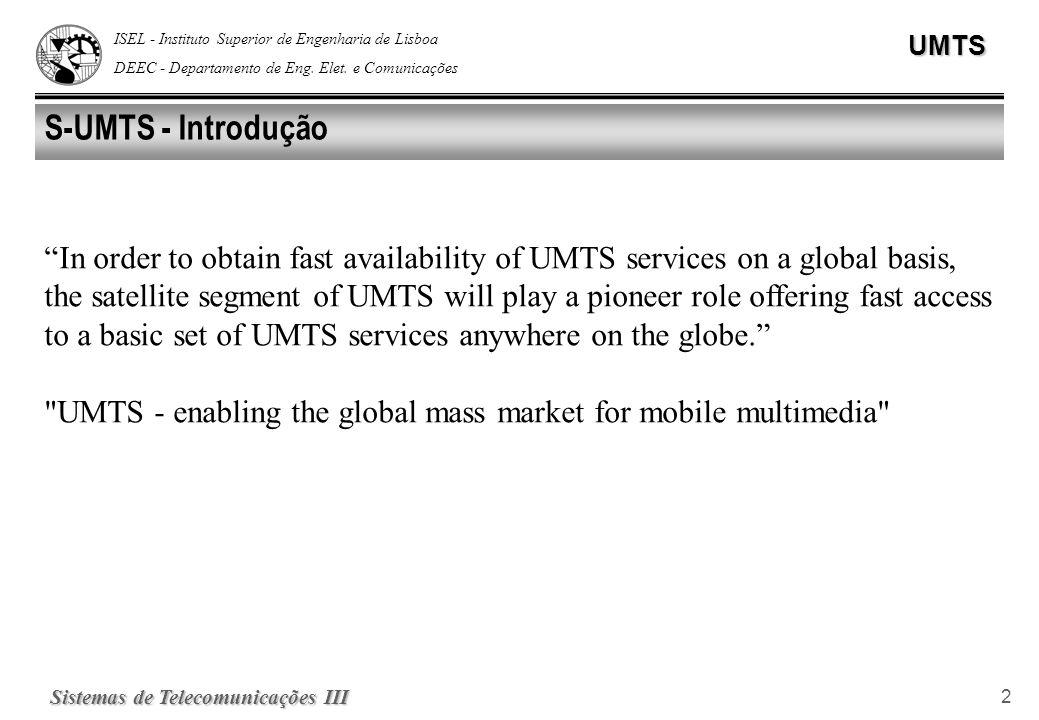 Sistemas de Telecomunicações III