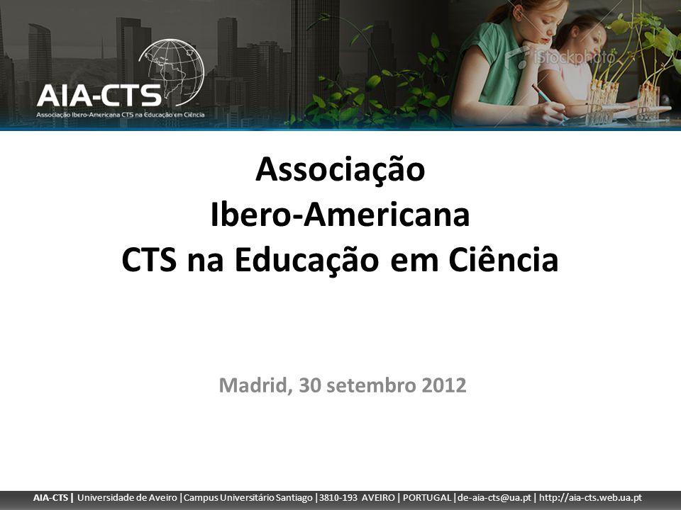 Associação Ibero-Americana CTS na Educação em Ciência