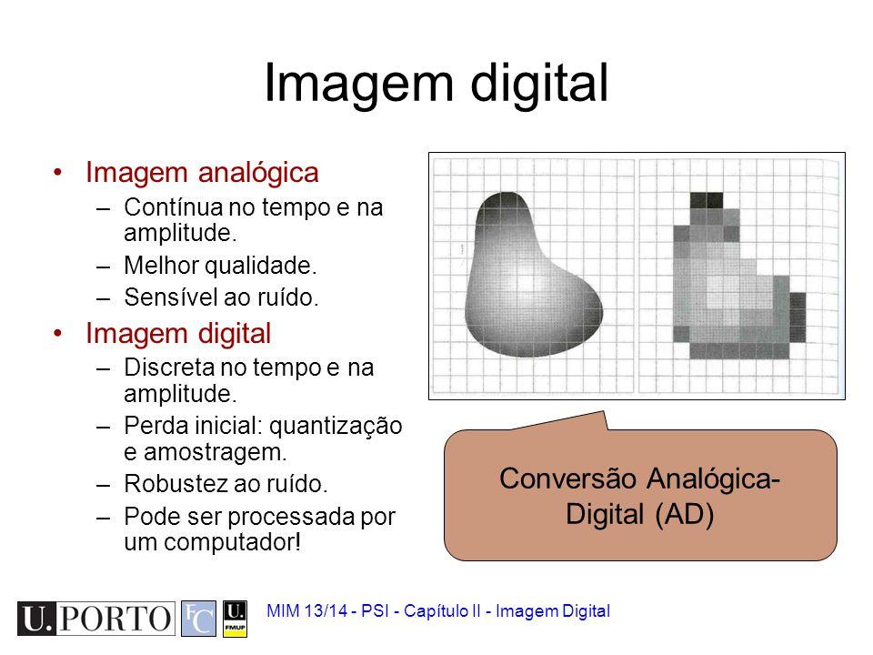 Conversão Analógica-Digital (AD)