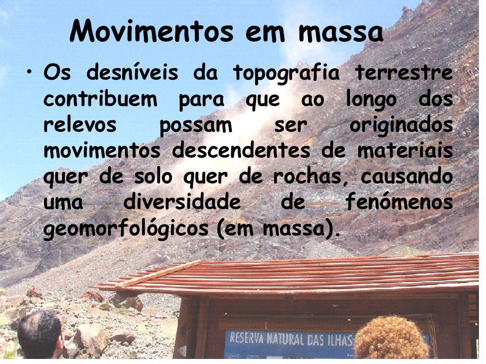 Movimentos em massa