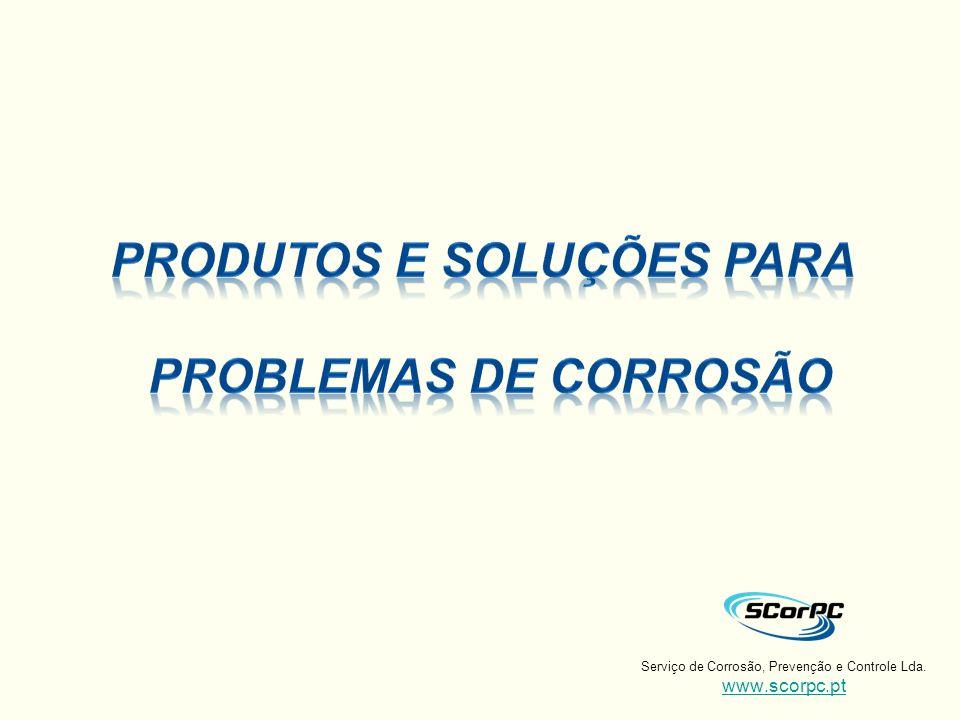 Serviço de Corrosão, Prevenção e Controle Lda. www.scorpc.pt