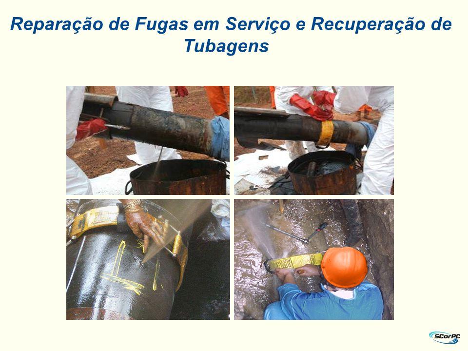 Reparação de Fugas em Serviço e Recuperação de Tubagens