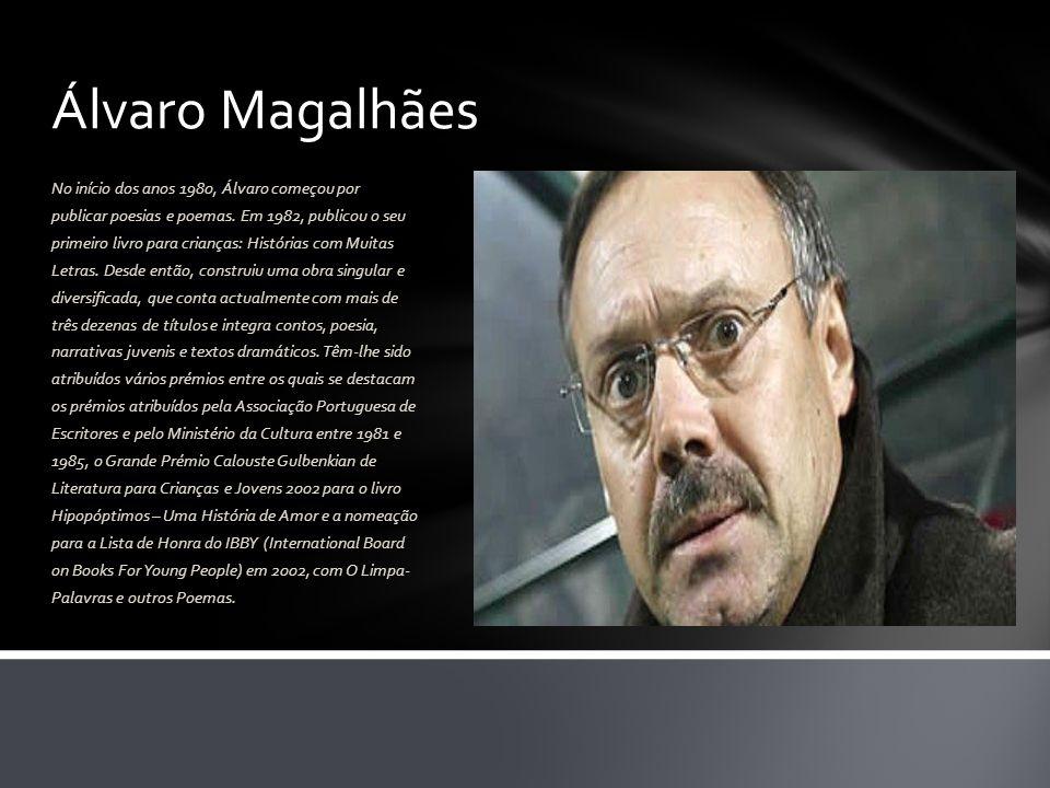 Álvaro Magalhães
