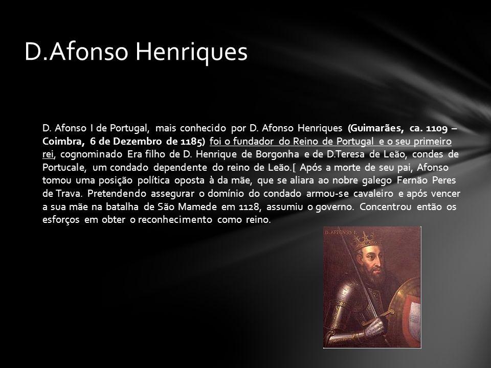 D.Afonso Henriques