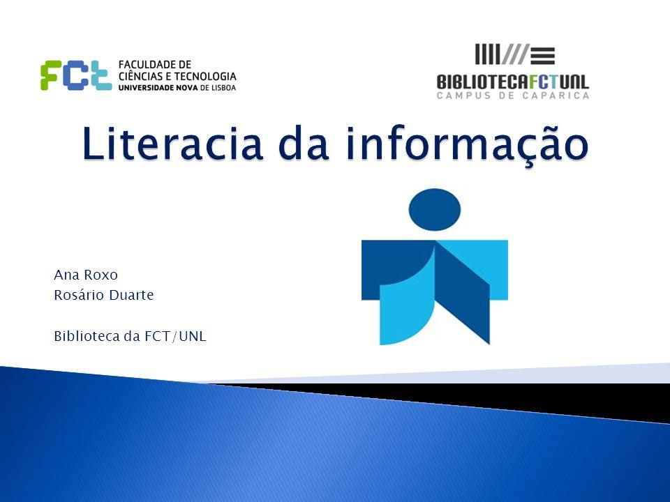 Literacia da informação