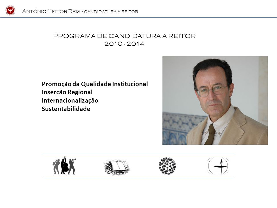 PROGRAMA DE CANDIDATURA A REITOR