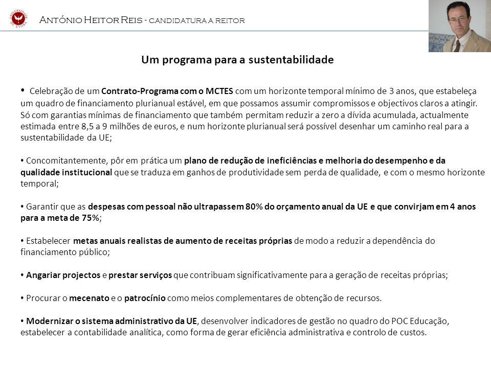 Um programa para a sustentabilidade