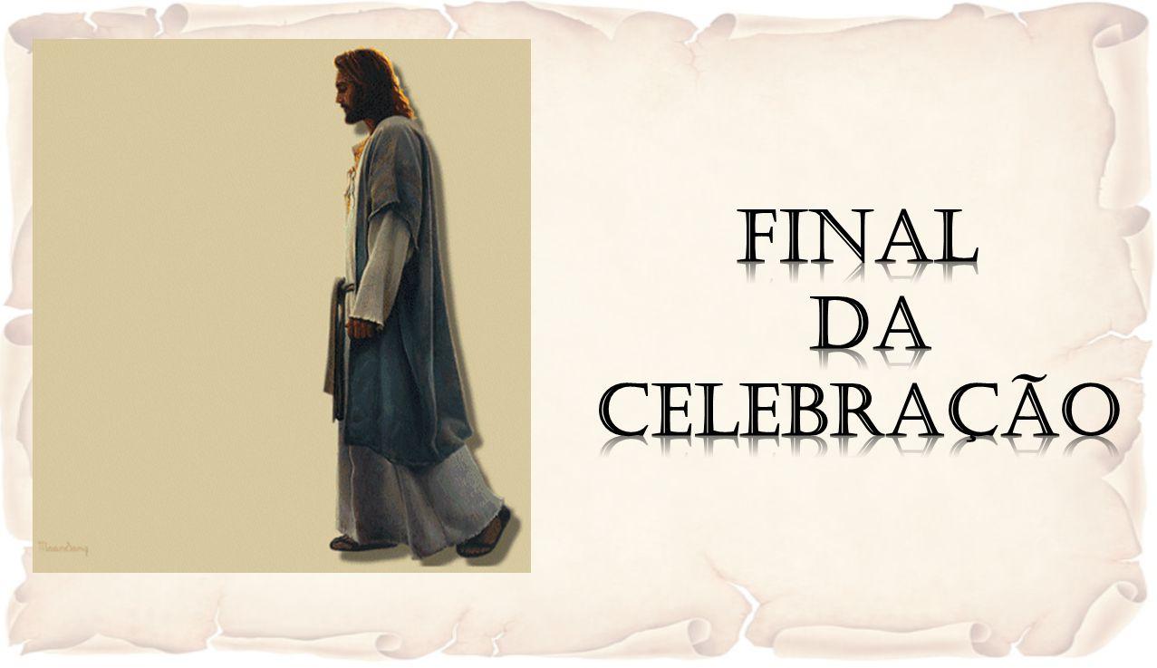 Final da celebração