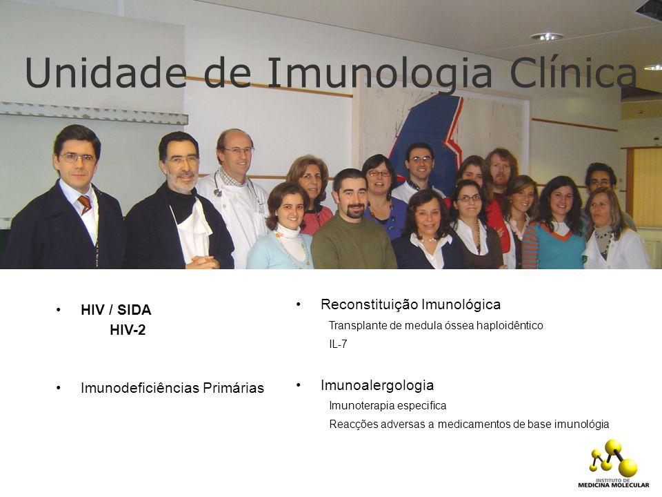 Unidade de Imunologia Clínica