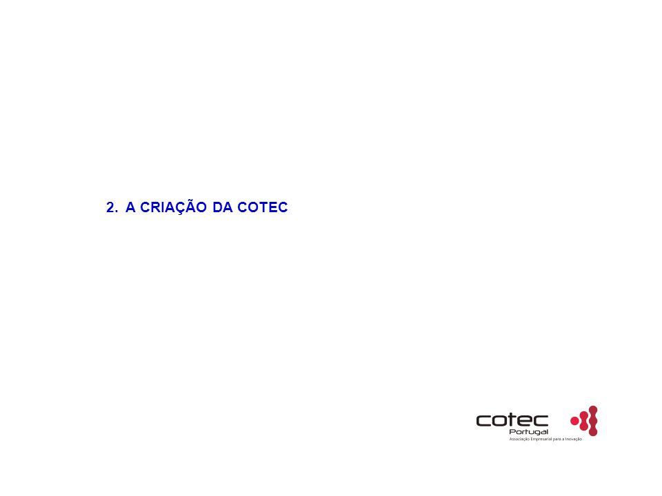 2. A CRIAÇÃO DA COTEC