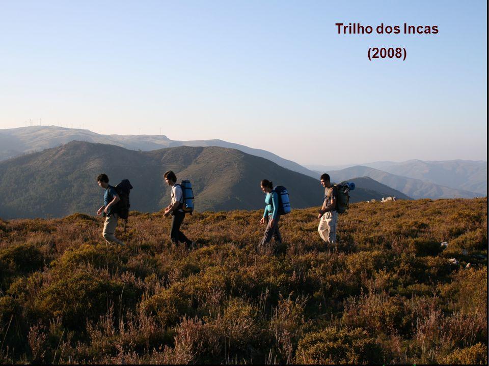 Trilho dos Incas (2008) Montanhismo:
