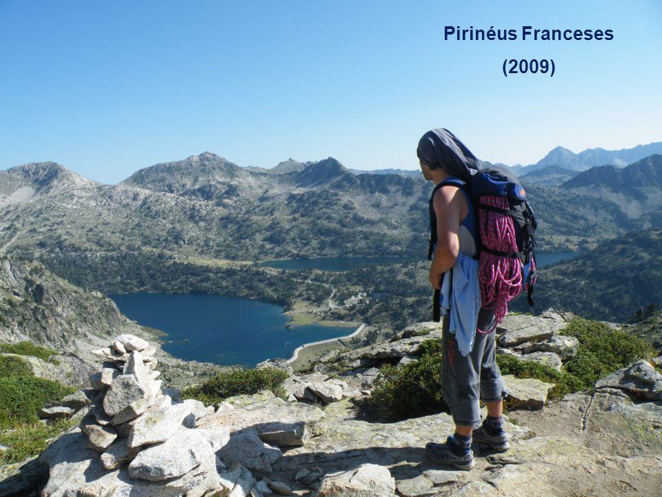 Pirinéus Franceses (2009) Montanhismo: