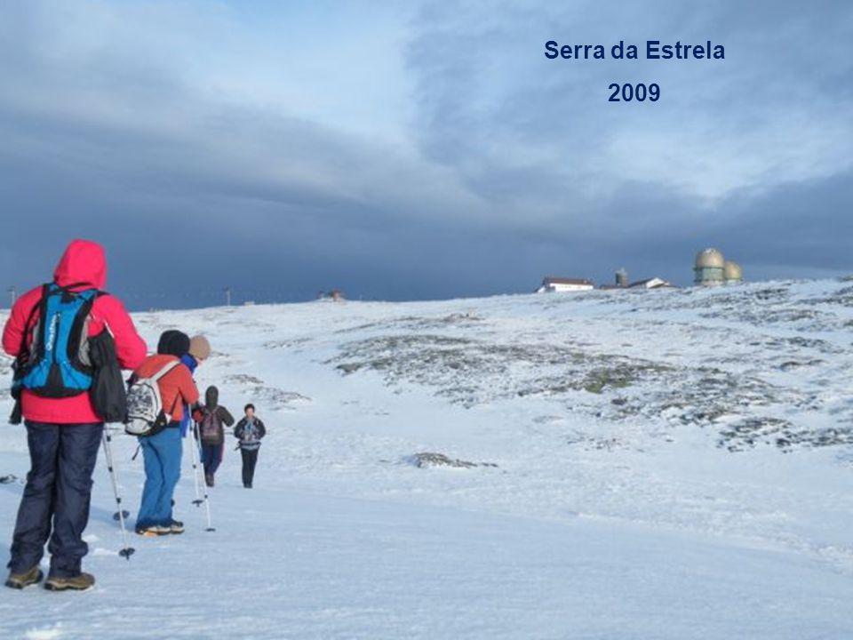 Serra da Estrela 2009 Alpinismo: