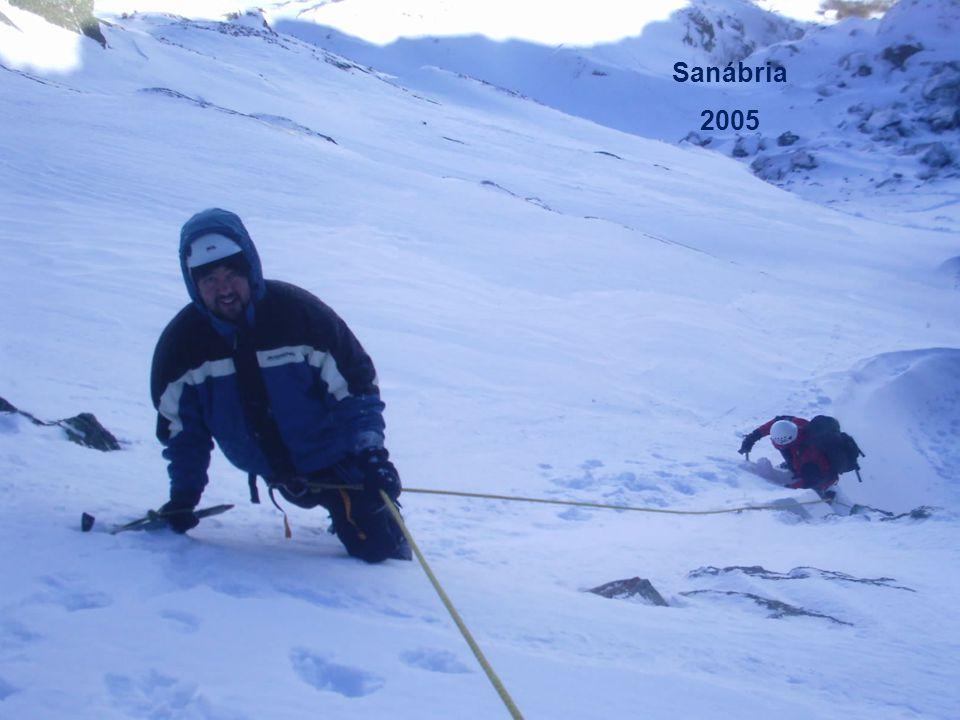 Serra da Estrela 2009 Sanábria 2005 Alpinismo: