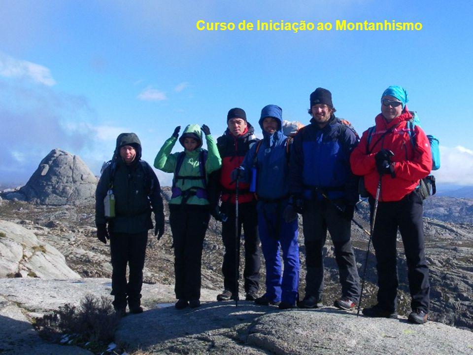 Curso de Iniciação ao Montanhismo