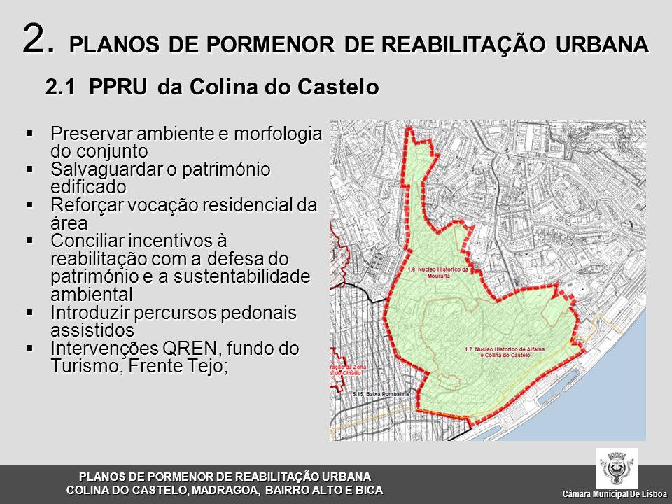 2.1 PPRU da Colina do Castelo