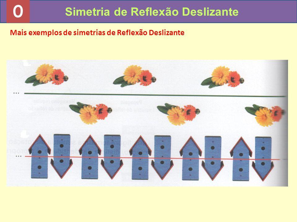 Simetria de Reflexão Deslizante
