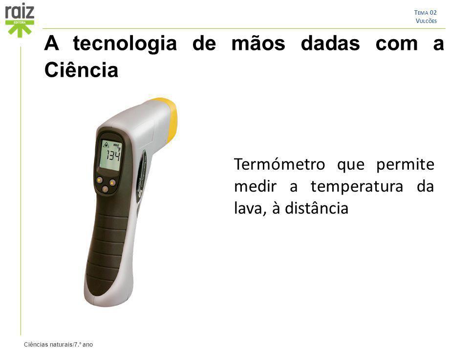 A tecnologia de mãos dadas com a Ciência
