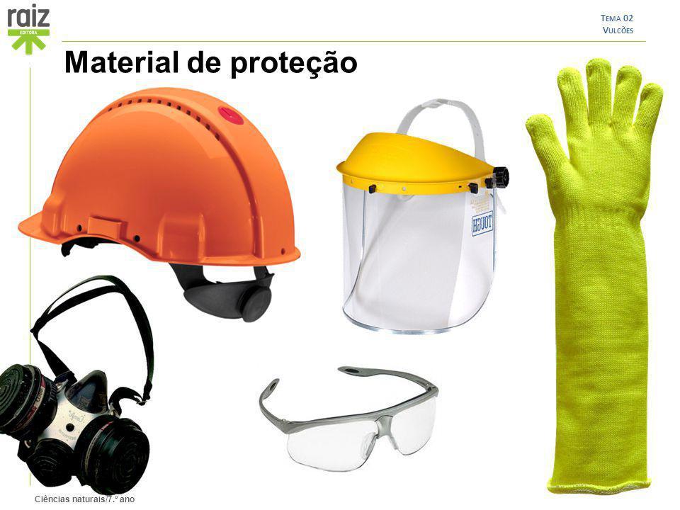 Material de proteção