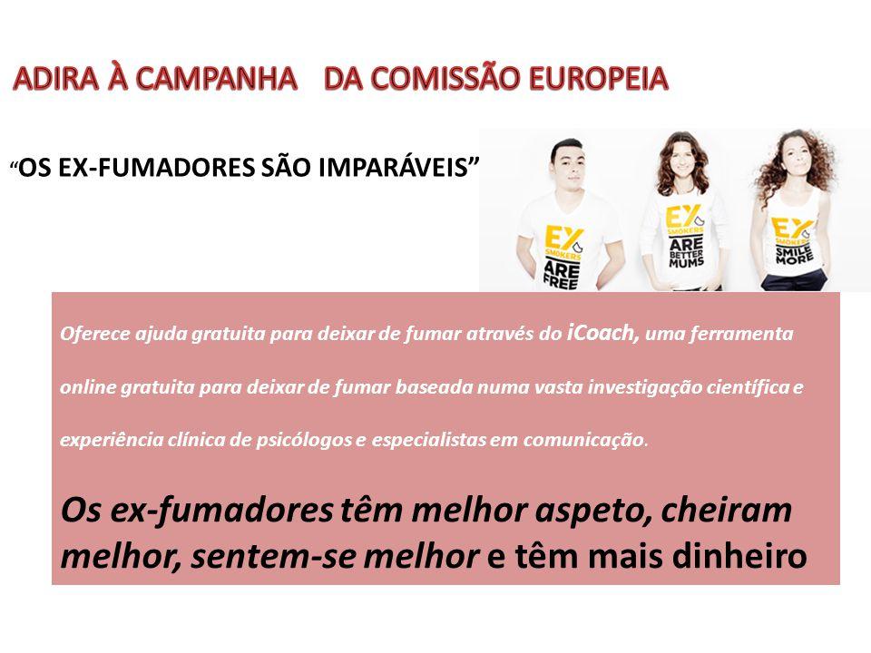 ADIRA À CAMPANHA DA COMISSÃO EUROPEIA