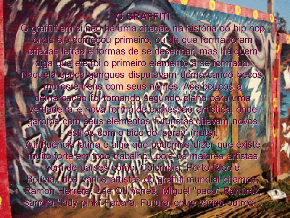 O GRAFFITI