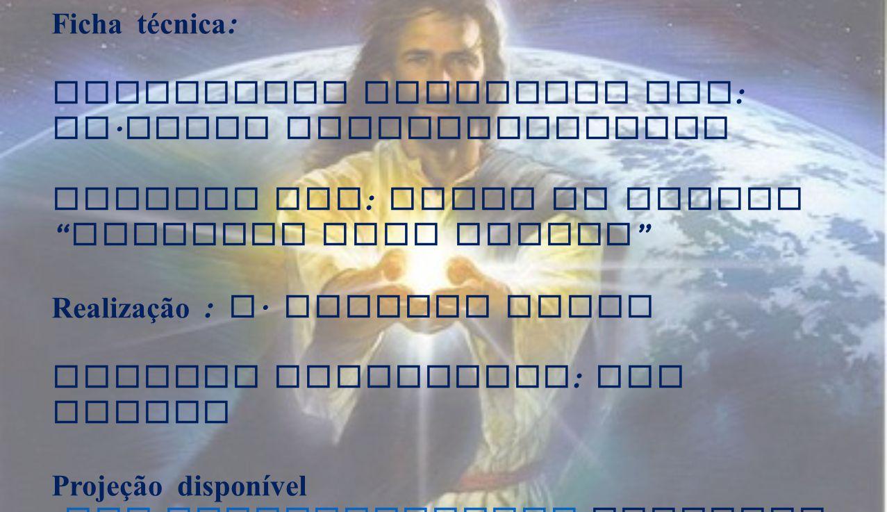 Ficha técnica: Eucaristia Celebrada por: Fr.Jacob Puthiyaparampil. Animada por: Grupo de Jovens Seguindo teus Passos
