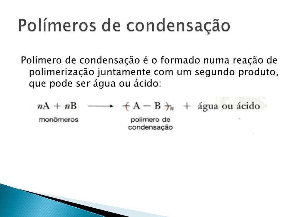 Polímeros de condensação