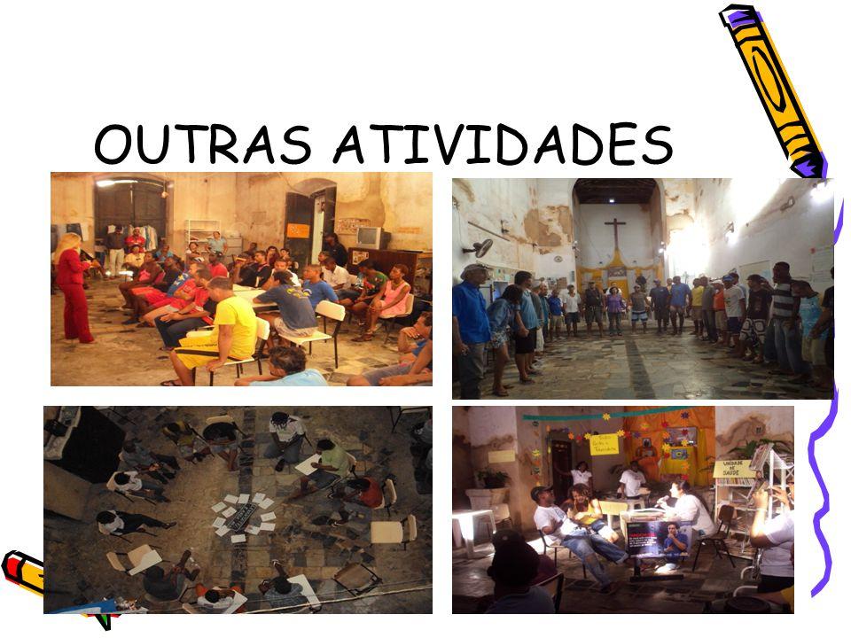 OUTRAS ATIVIDADES