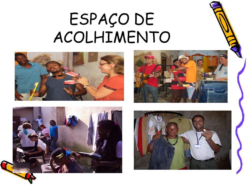 ESPAÇO DE ACOLHIMENTO