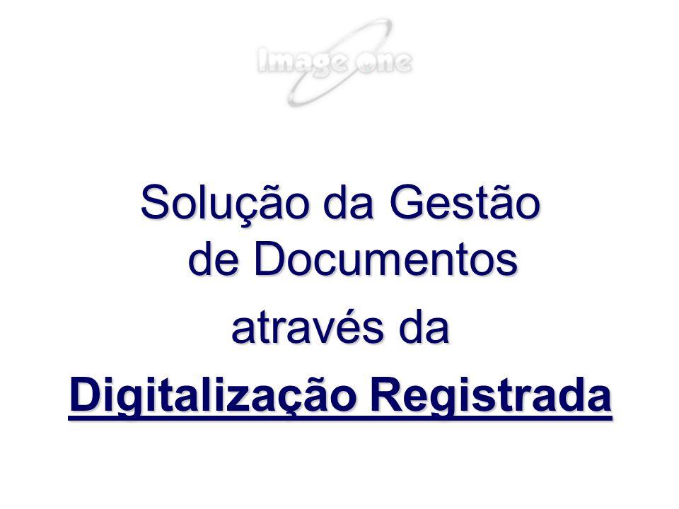 Digitalização Registrada